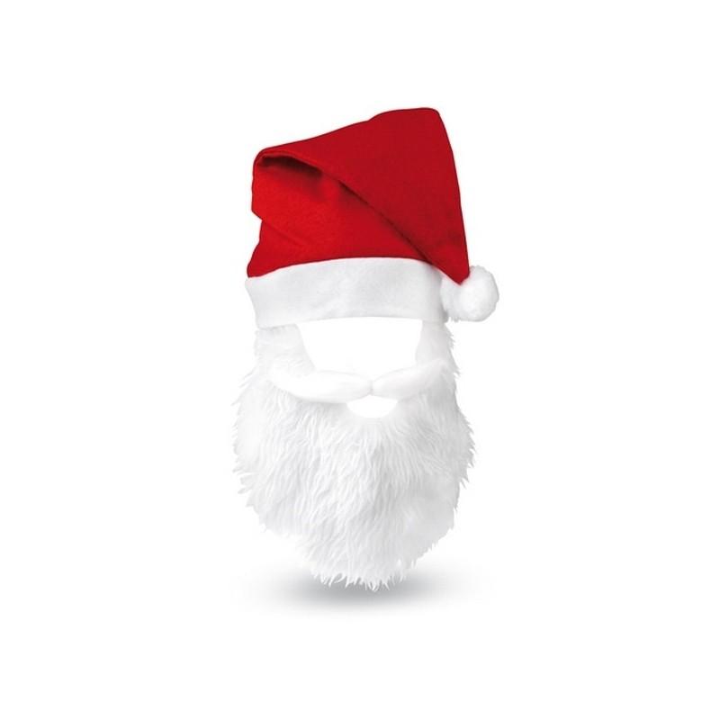 Bonnet Papa Noël EGIOX - Accessoire de fête à prix grossiste
