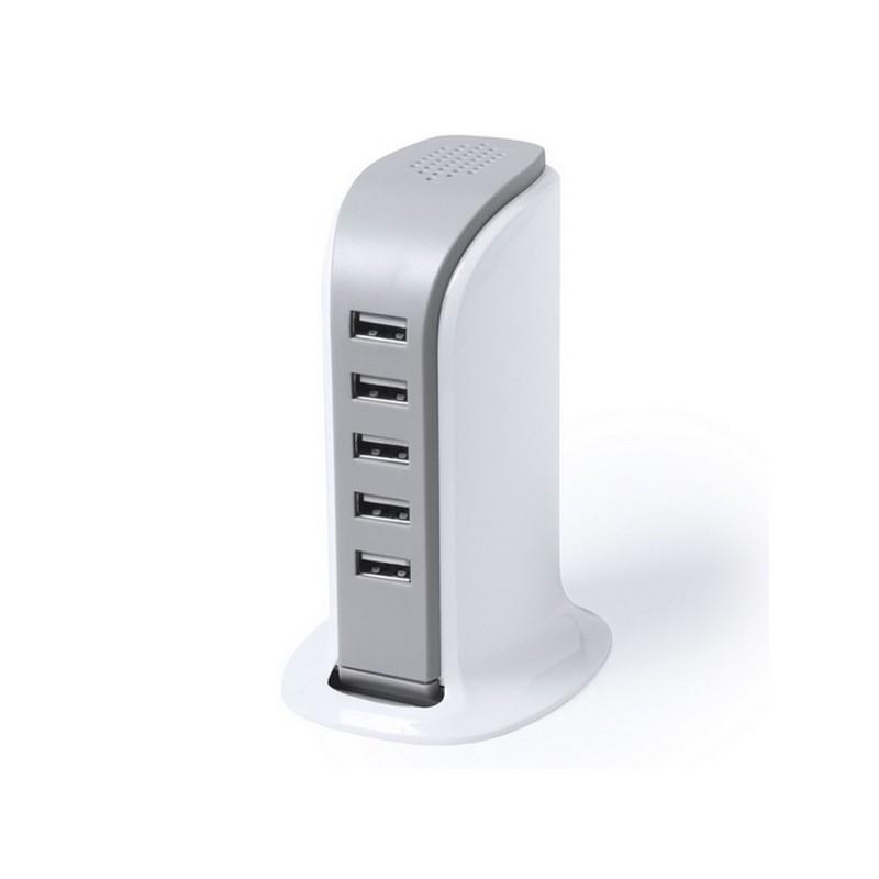 Chargeur USB PATSY à prix de gros - Chargeur mural à prix grossiste