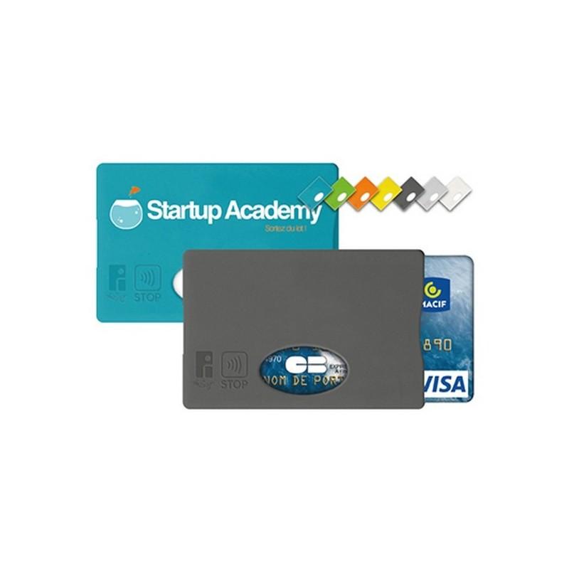 Protege carte de credit avec blindage stop ou anti rfid à prix grossiste - Porte-cartes de crédit anti-rfid à prix de gros