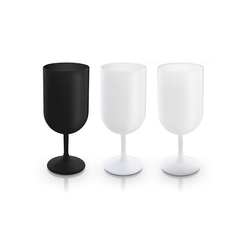 Verre a vin plastique reutilisable 18 cl à prix de gros - Sommelier à prix grossiste