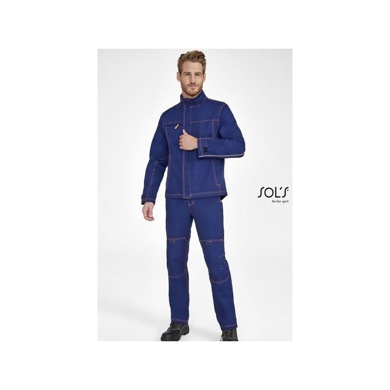 Blouson unicolore workwear homme - FORCE PRO à prix de gros - Blouson à prix grossiste