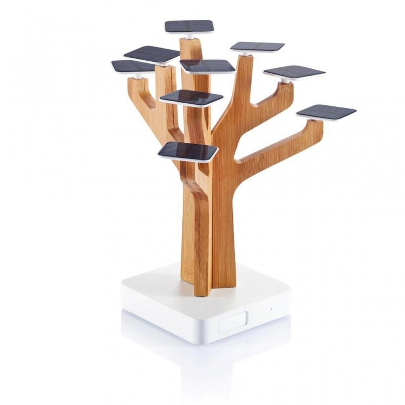Arbre solaire Suntree 1.350mAh à prix de gros - Produit en bois à prix grossiste