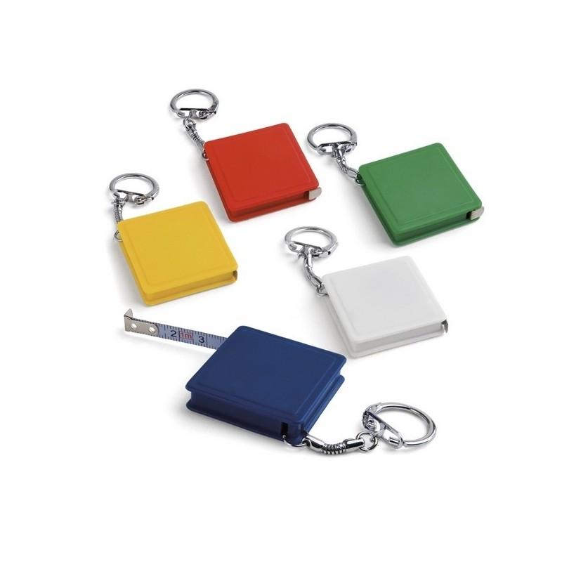 ASHLEY. Porte-clés à prix de gros - Mètre ruban à prix grossiste