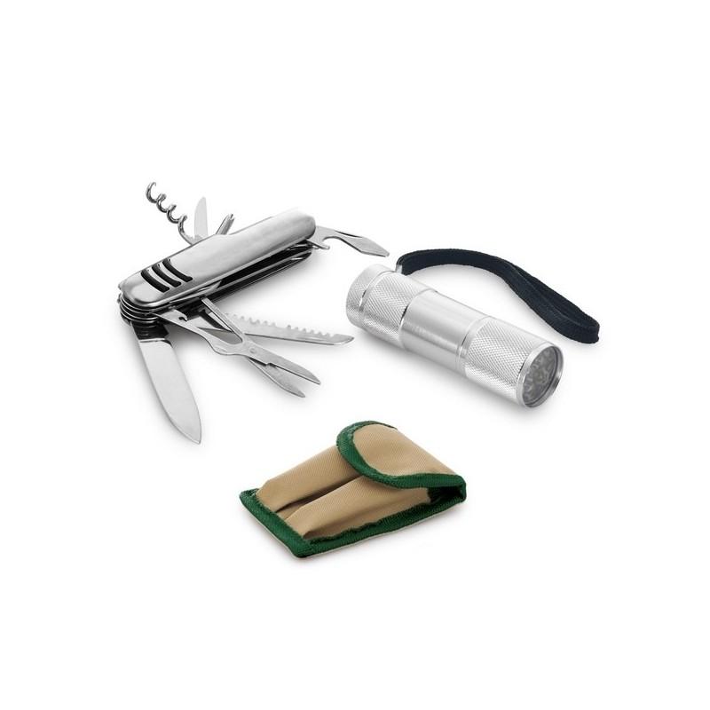ARAD. Kit aventure - Couteau multi-fonctions à prix de gros