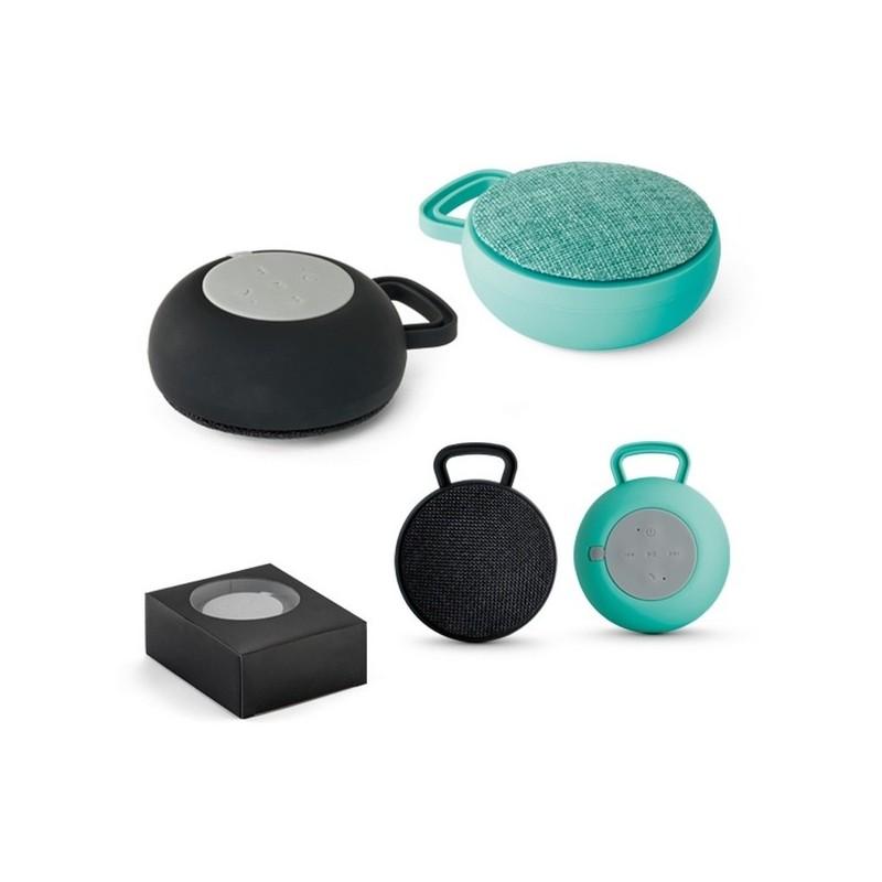 ECCLES. Enceinte avec micro - Kit main-libre à prix grossiste