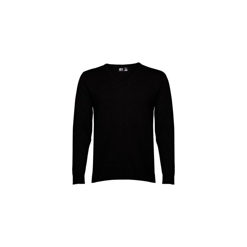 MILAN. Pull-over col V pour homme - Pull homme à prix grossiste