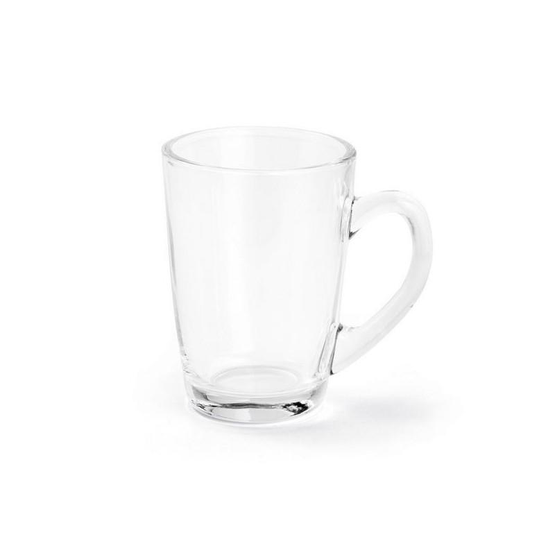 LATTE. Tasse à prix grossiste - mug en verre à prix de gros