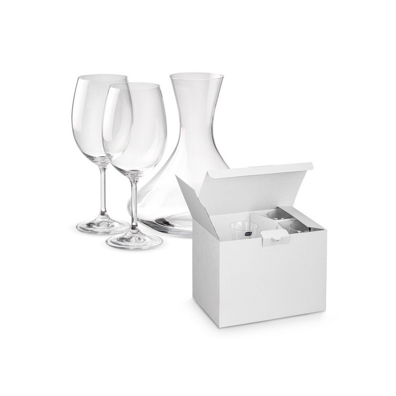 BORDEAUX. Set à vin à prix de gros - Carafe à vin à prix grossiste