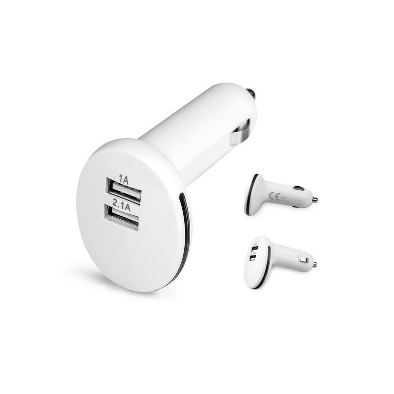 PLUG. Adaptateur USB - Chargeur de voiture à prix de gros