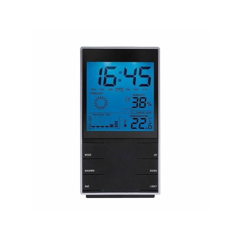 Station météo hygromètre, bluelight - Thermomètre électronique à prix de gros