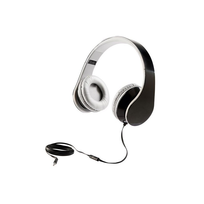 LIVOO - Casque stéréo Hi-Fi avec micro intégré - Casque audio à prix de gros