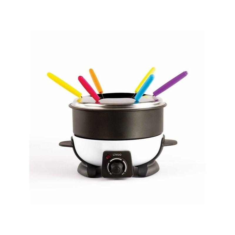 LIVOO - Appareil à fondue électrique - Article pour la maison à prix grossiste