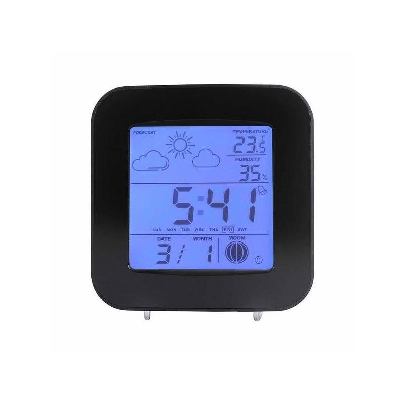 Station météo à prix grossiste - Thermomètre électronique à prix de gros
