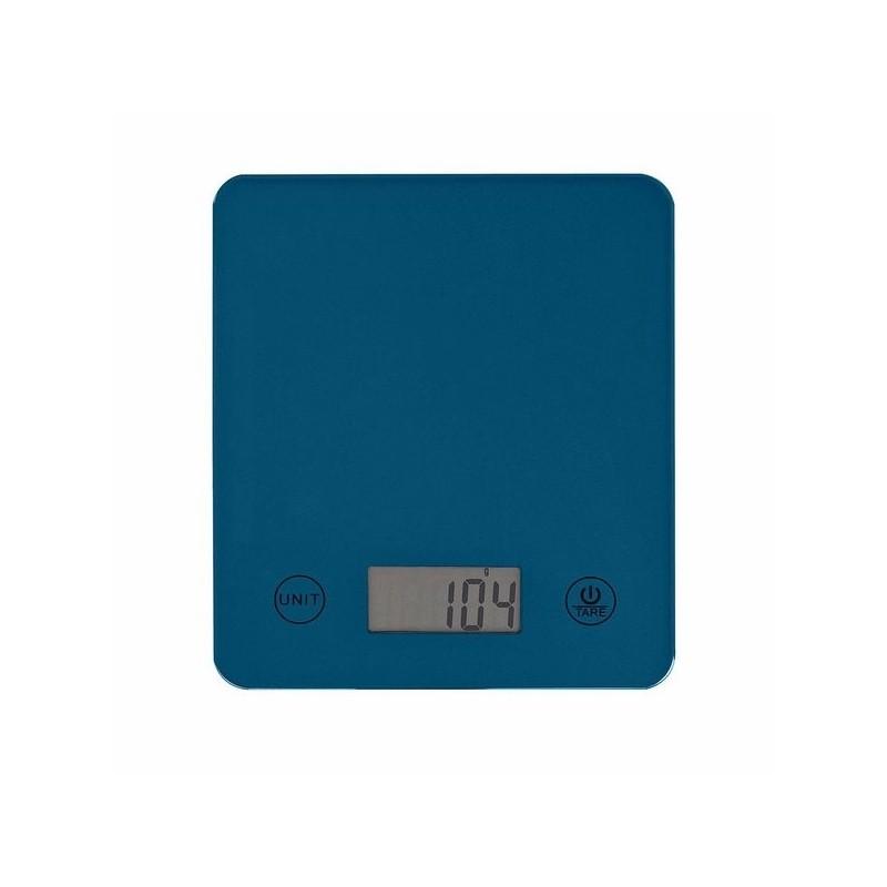 Balance de cuisine électronique bleue à prix de gros - Balance de cuisine à prix grossiste