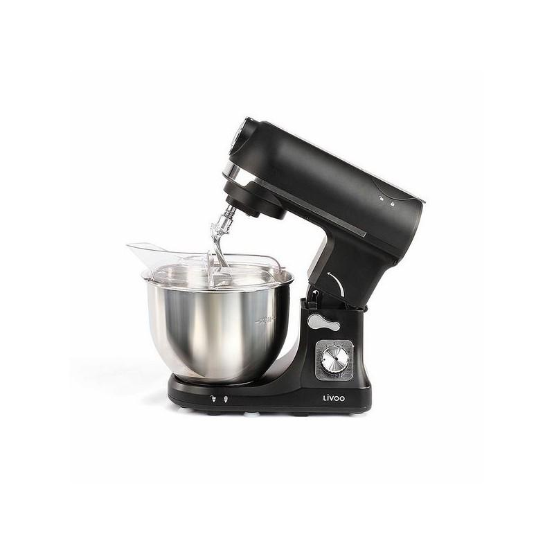 Robot pâtissier noir à prix de gros - Mixeur à prix grossiste