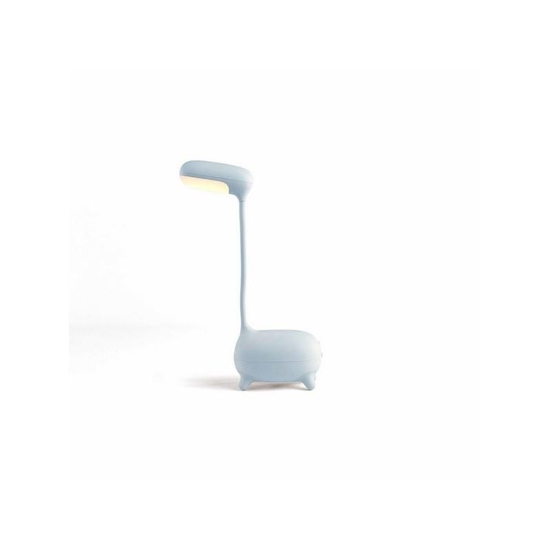 Lampe à poser bleue - Lampe de bureau à prix de gros
