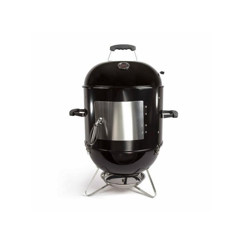 Fumoir 2 en 1 à prix de gros - Accessoire pour barbecue à prix grossiste