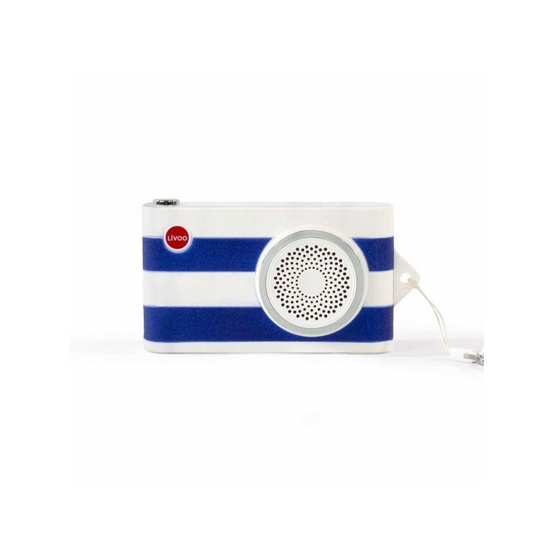 LIVOO - Haut-parleur compatible Bluetooth® 2en1 à prix grossiste - Poste de radio à prix de gros