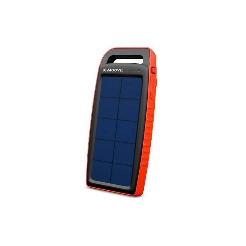 Batterie externe solaire 10000 mAh - Economiseur à prix de gros