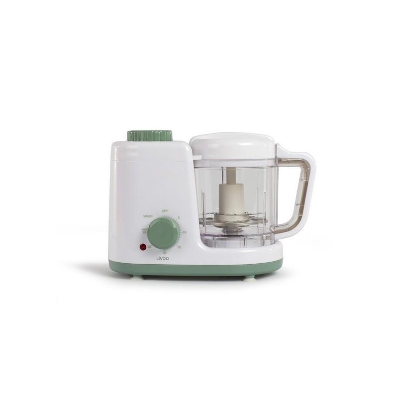 LIVOO - Robot mixeur cuiseur bébé 4 en 1 - Mixeur à prix grossiste