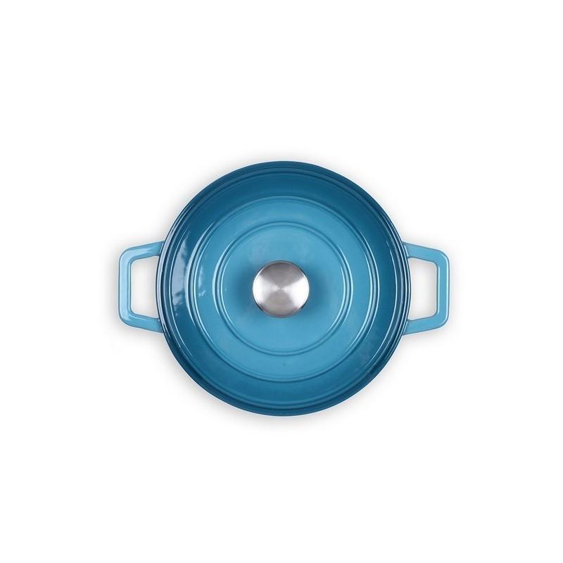 LIVOO - Cocotte ronde - Ustensile de cuisine à prix de gros