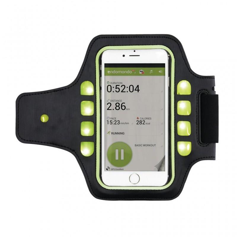 Brassard sport avec LED - Smartphone à prix grossiste