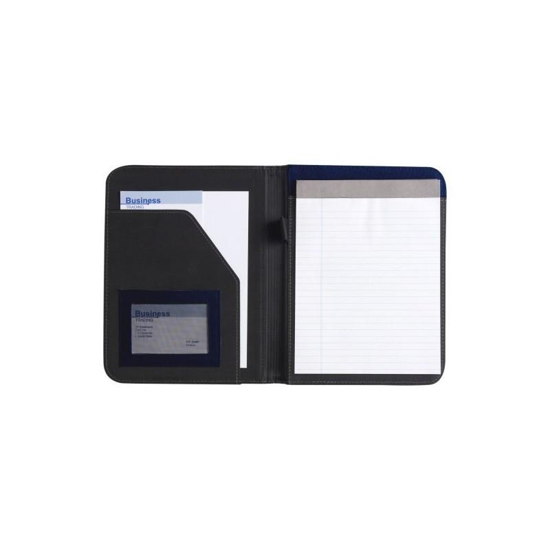Conférencier A5 en polyester 600D à prix grossiste - Accessoire de maroquinerie à prix de gros