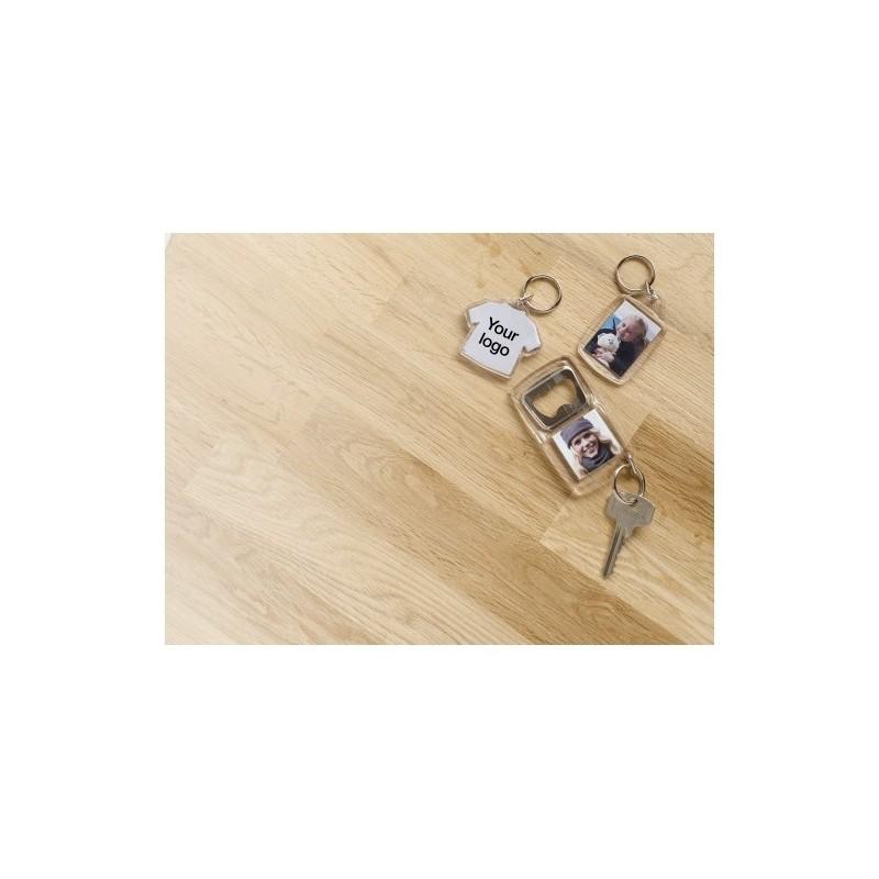 Porte-clés en plastique à prix grossiste - Porte-clés plastique à prix de gros