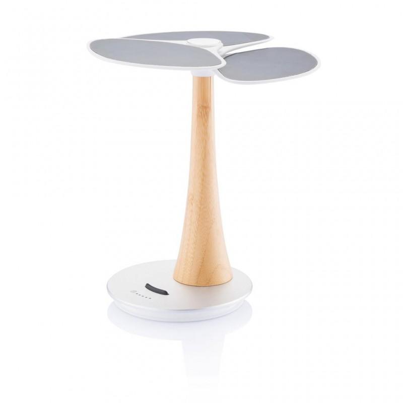 Arbre solaire Ginkgo 4.000mAh - Produit en bois à prix grossiste
