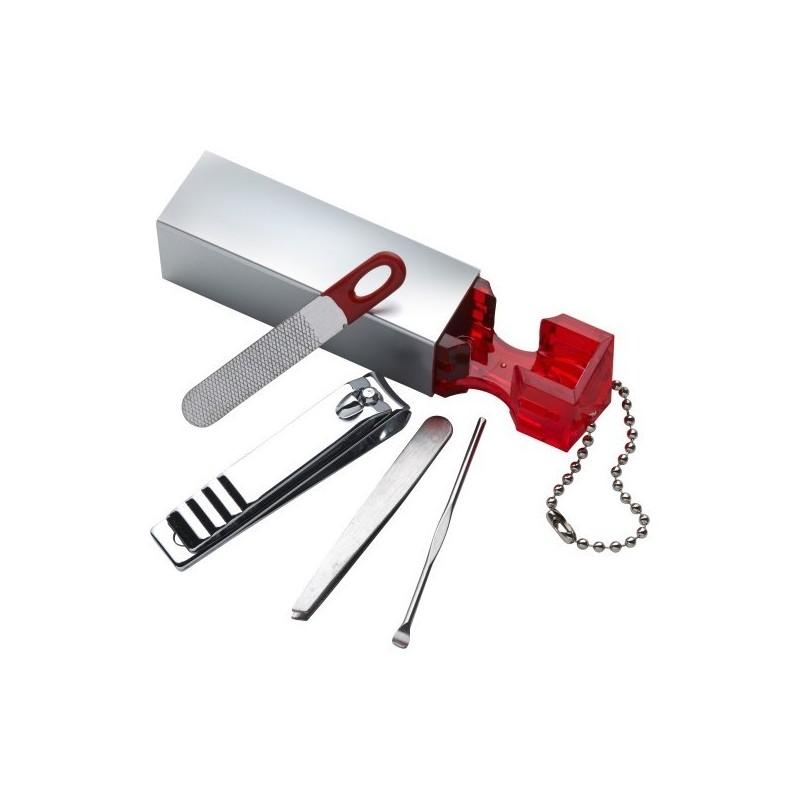 Porte-clés en plastique - Accessoire de beauté à prix de gros