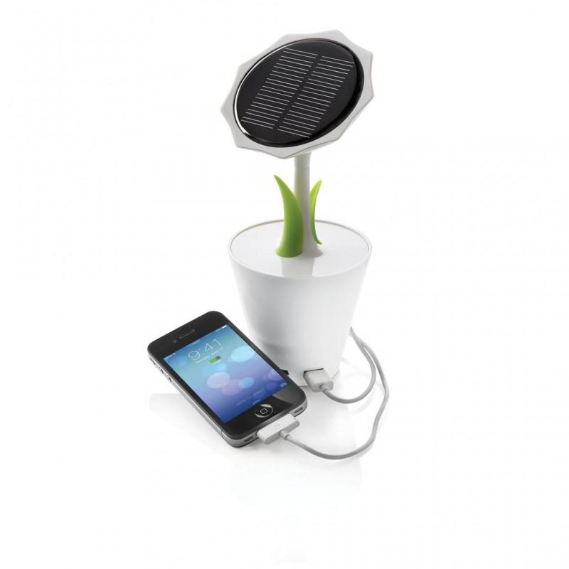 Chargeur Sunflower 2500mAh - Produit à énergie solaire à prix de gros
