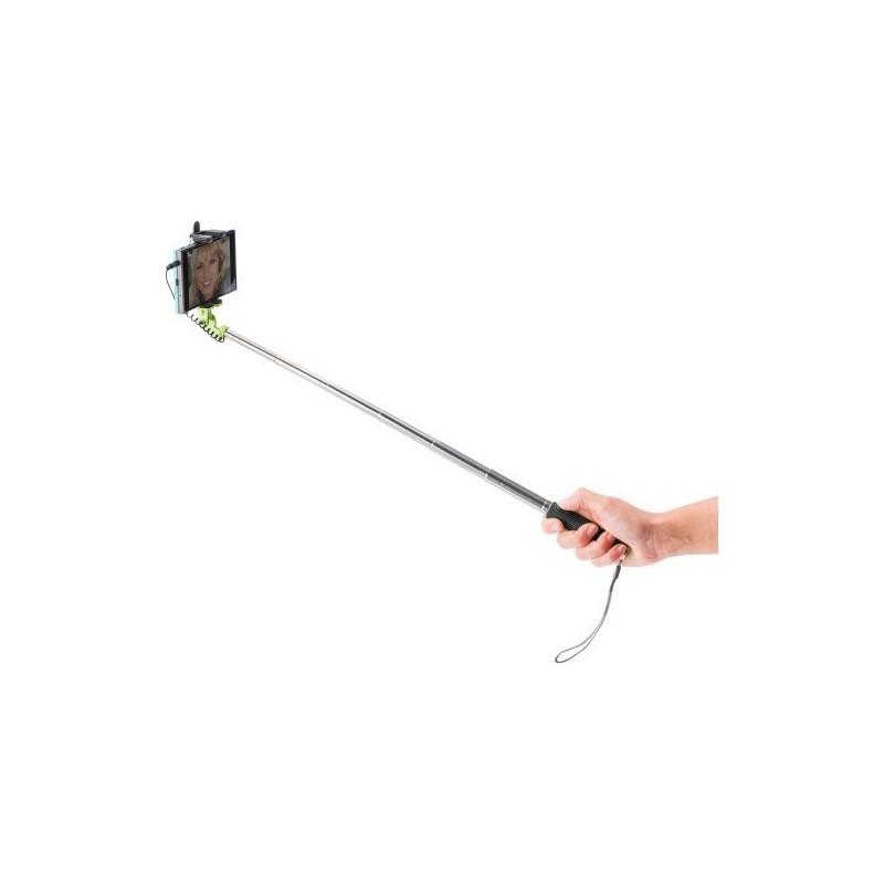 Perche téléscopique Selfie - Accessoire photo à prix grossiste