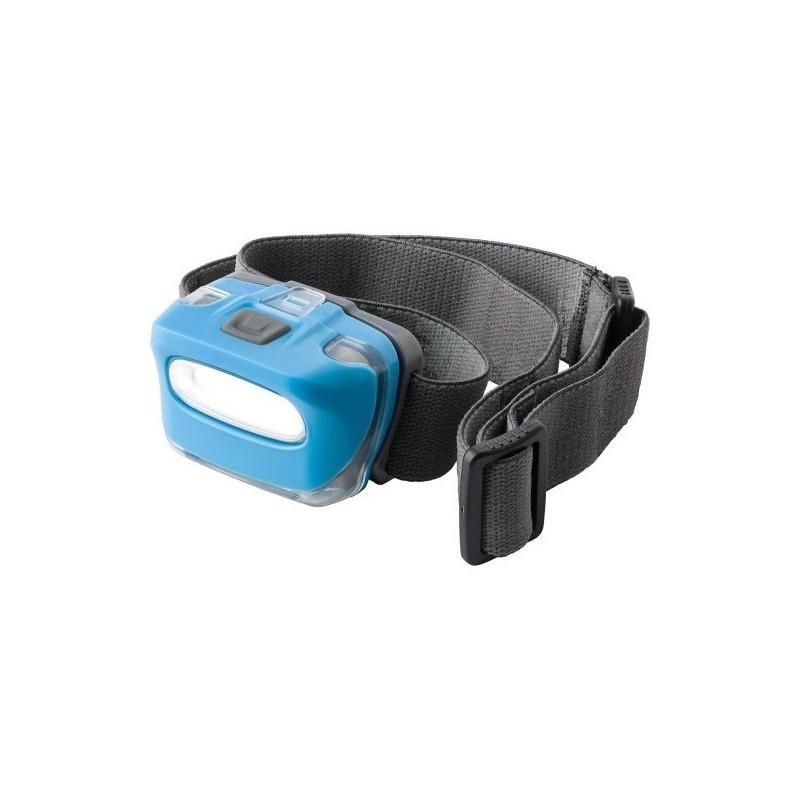 Lampe frontale munie de 8 LEDS COB. - accessoire de running à prix de gros