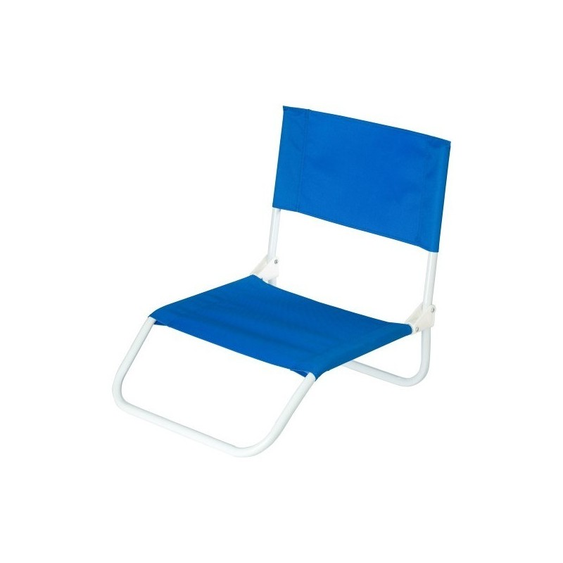 Chaise de camping pliable en PVC. à prix grossiste - chaise de camping à prix de gros