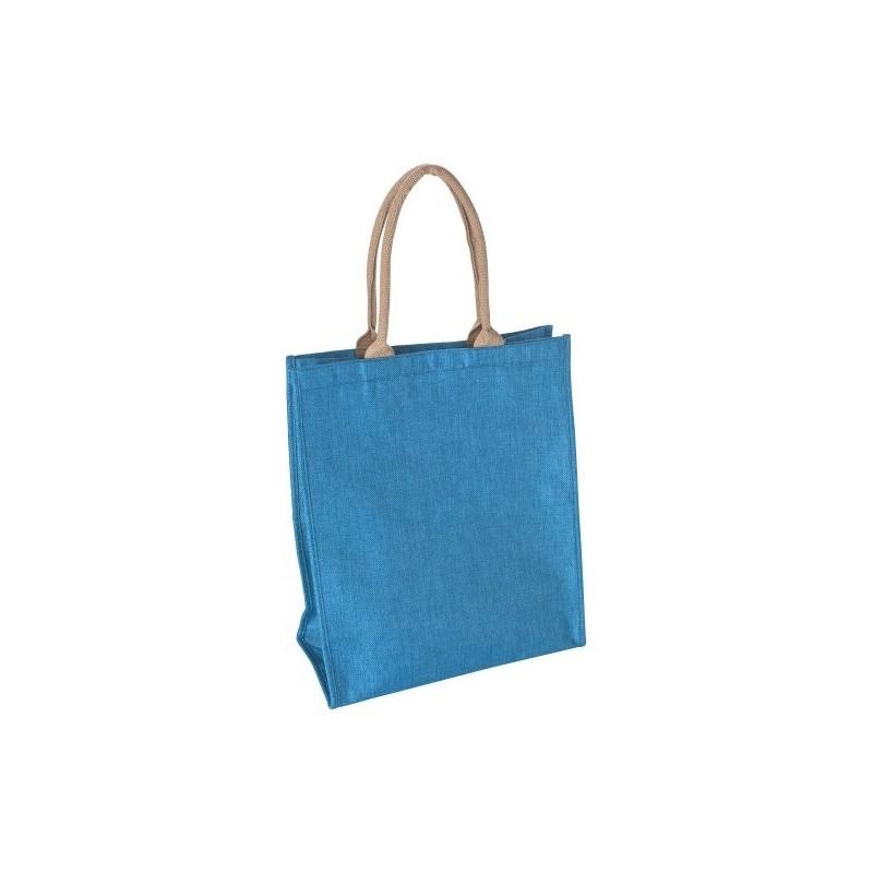 Sac shopping en polyester laminé - Sac à prix grossiste
