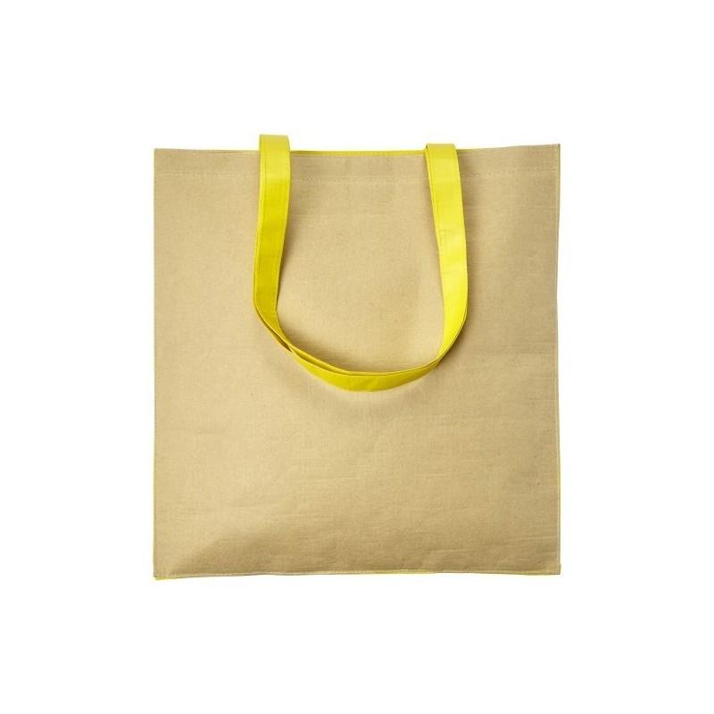 Sac shopping en papier recyclé à prix grossiste - sac en papier à prix de gros
