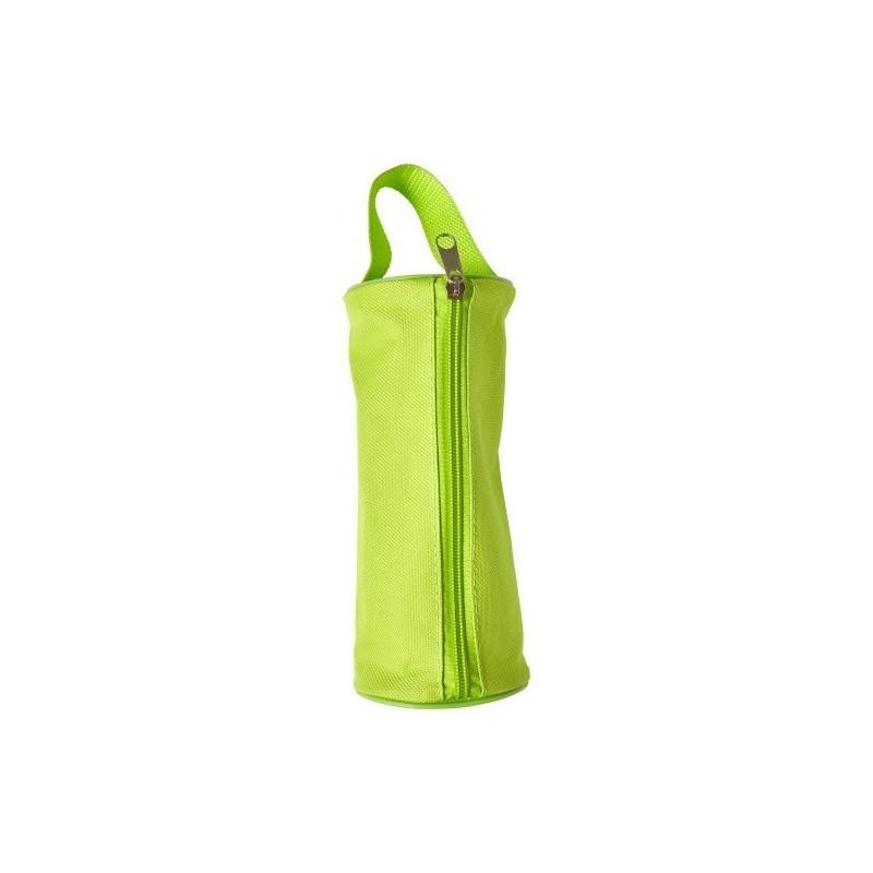 Trousse zippée en nylon 600D. - Trousse à stylos à prix de gros