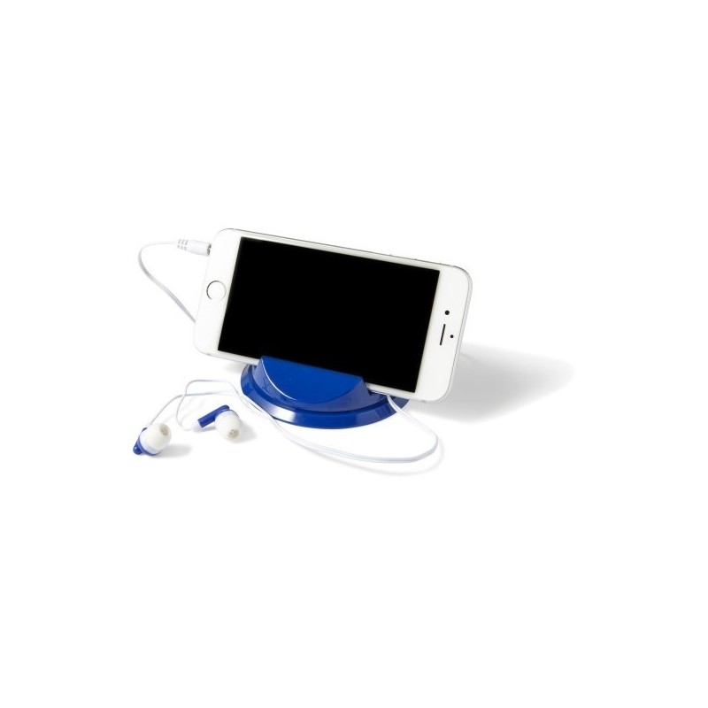 Support de smartphone - écouteurs filaires à prix de gros