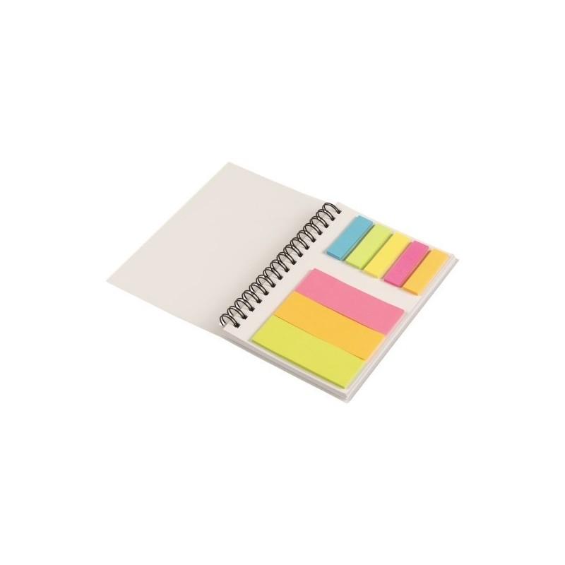 Etui à spirale contenant du papier - Note adhésive à prix de gros