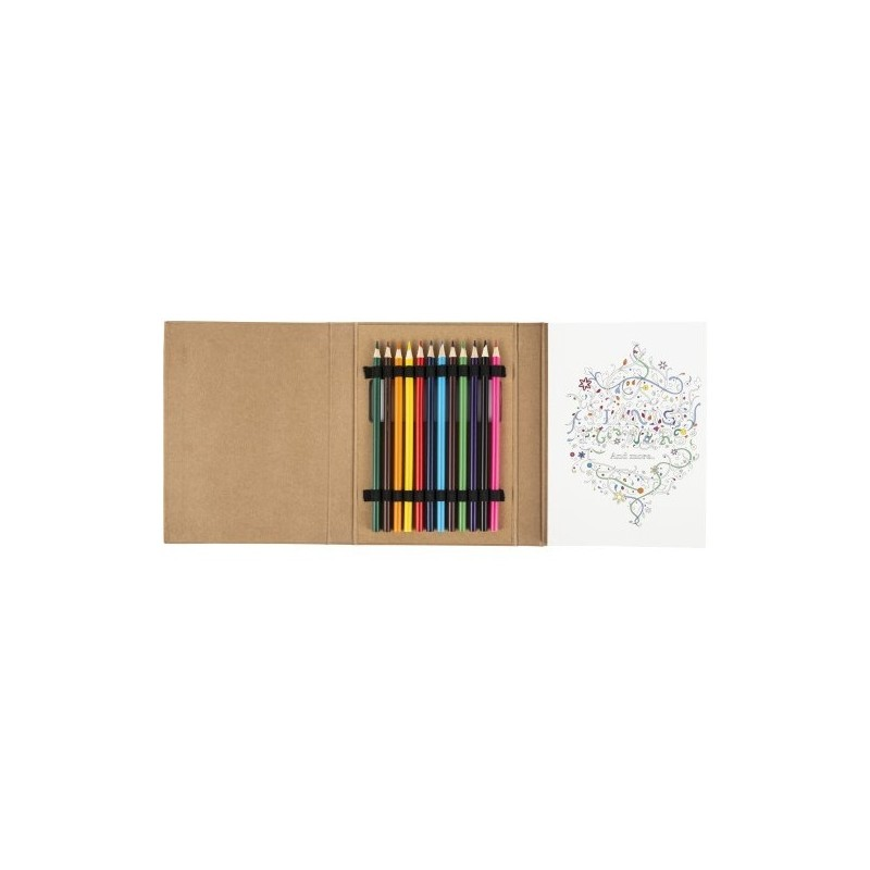 Carnet à dessins - Set de coloriage à prix grossiste