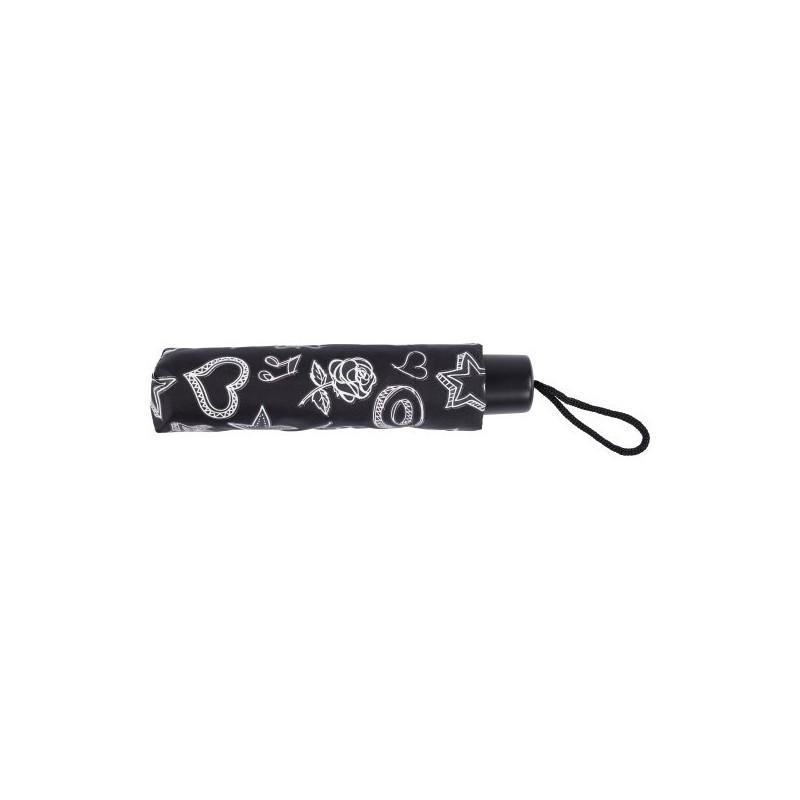 Parapluie pliable en polyester à prix de gros - Parapluie compact à prix grossiste