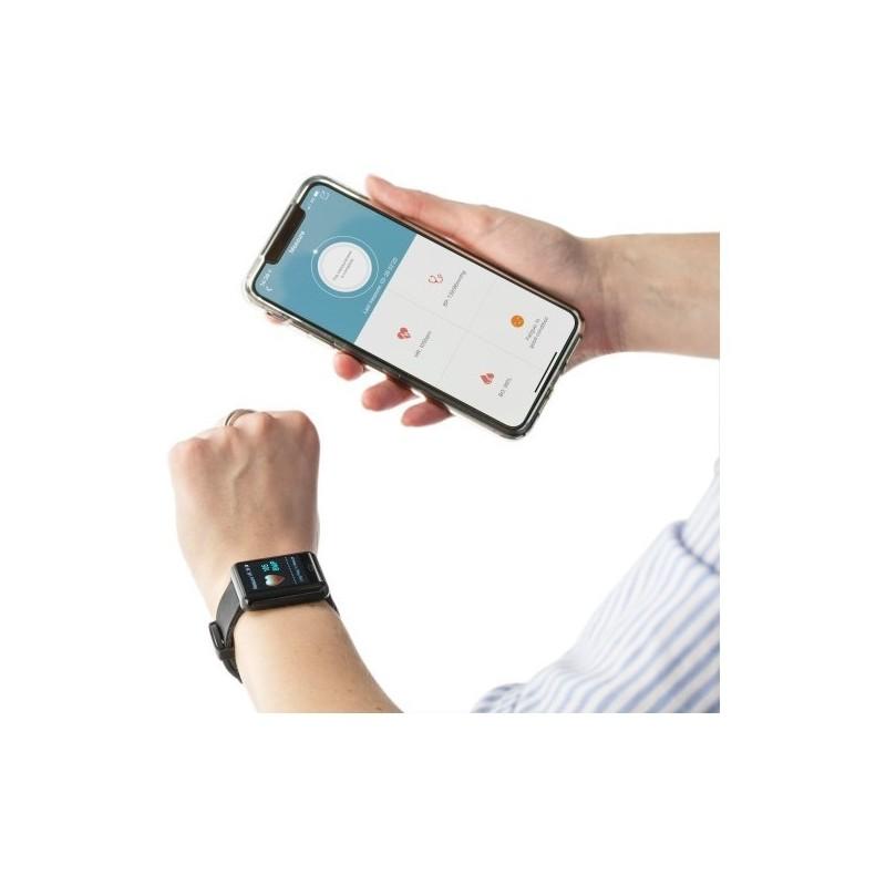 Montre en ABS avec bracelet à prix de gros - Montre connectée à prix grossiste