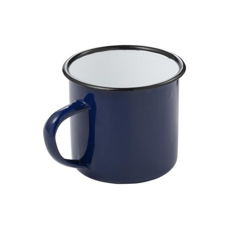 Tasse vintage en métal 350 ml - mug émaillé à prix de gros
