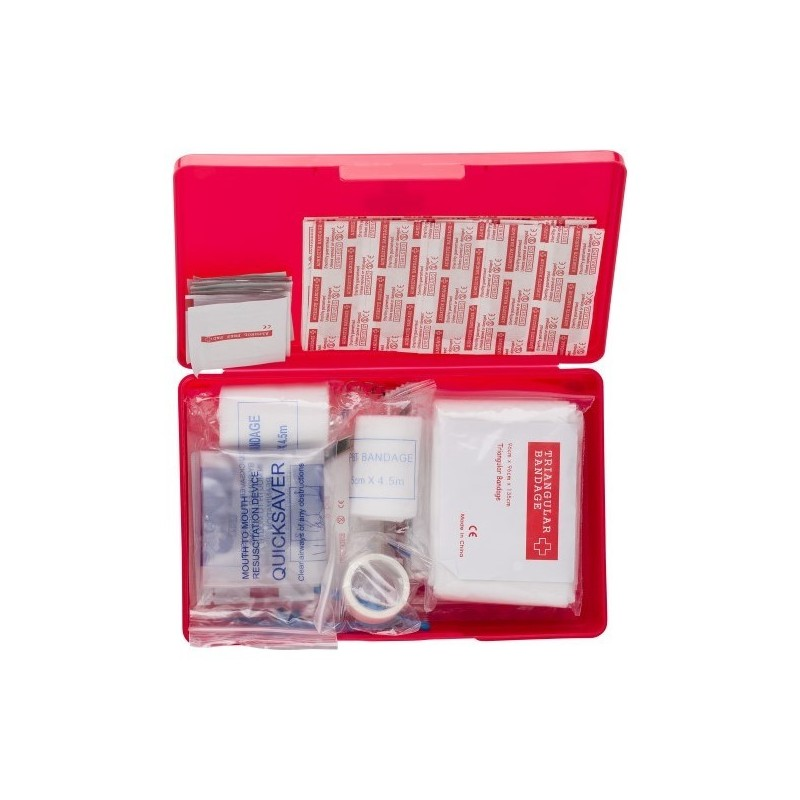 Kit de premier secours en ABS - Kit de survie à prix de gros
