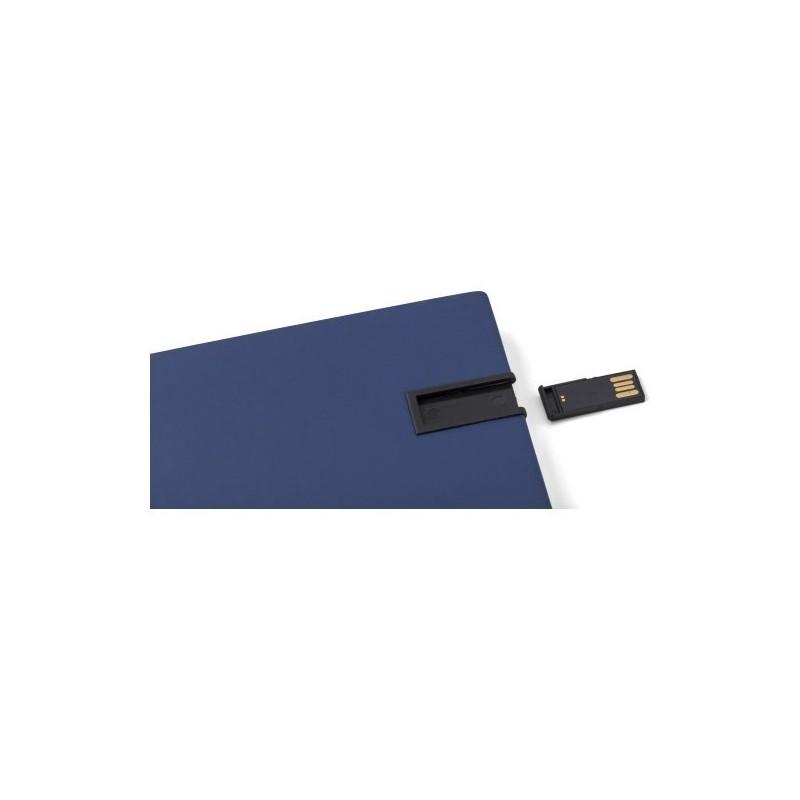 Carnet A5 avec clé USB à prix de gros - Clé usb à prix grossiste