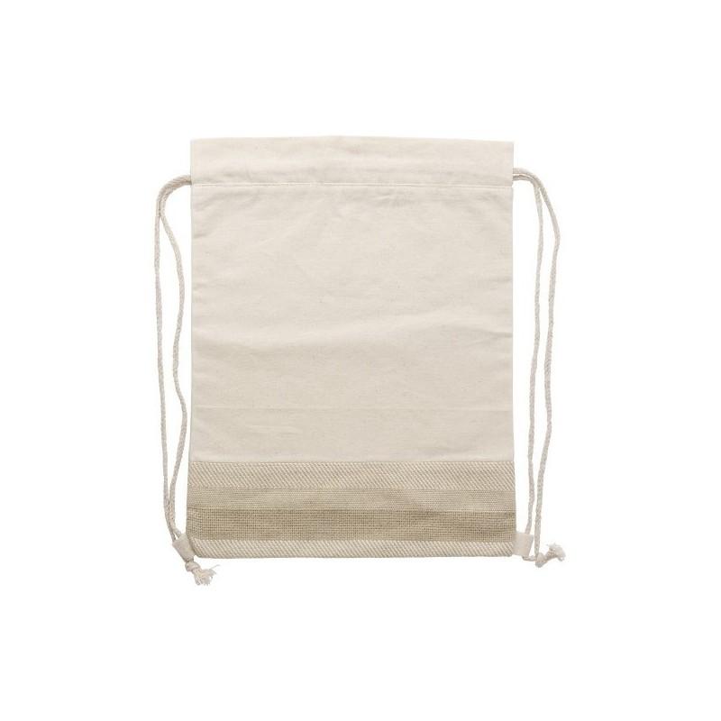 Sac à dos en coton - Sac en jute à prix grossiste