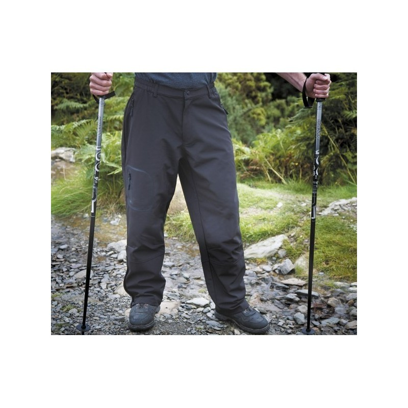 Tech Performance Trousers - Pantalon Soft-Shell - Textile outdoor à prix grossiste