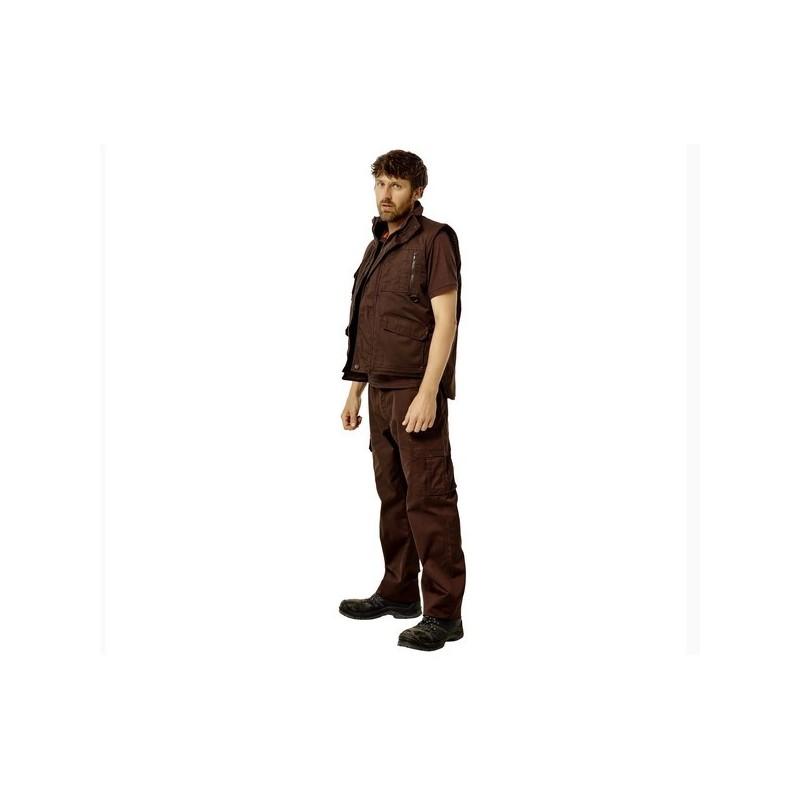 Donar Gilet - Bodywarmer multi-poches à prix grossiste - Bodywarmer à prix de gros