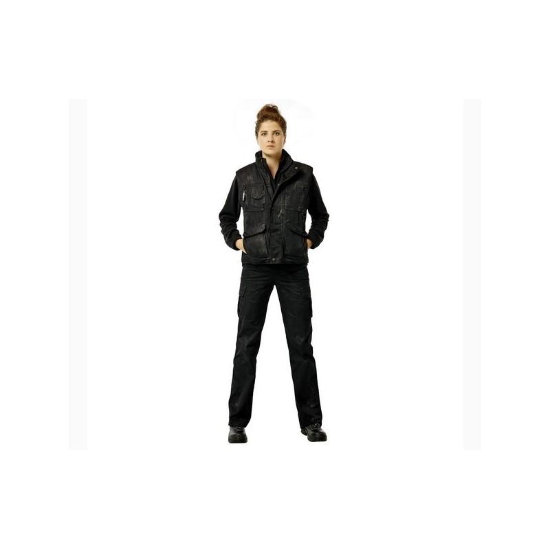 Diana - Bodywarmer multi-poches à prix de gros - Bodywarmer à prix grossiste