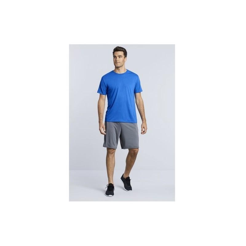 Core Performance Tee-Shirt Men - Tee-shirt respirant homme - Blanc à prix de gros - T-shirt de sport à prix grossiste
